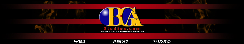 BGA Studio Header